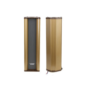 waterproof column speaker