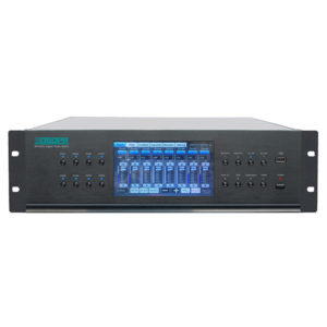 digital audio matrix PA system